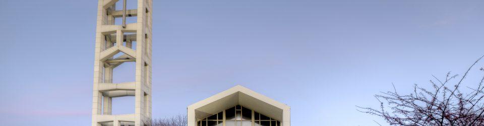 image of Trinity Lutheran Church building