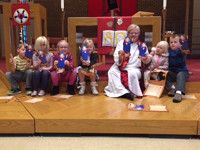 Reformation Children's Sermon – 1