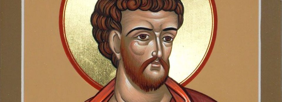 Icon image of Saint Luke